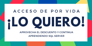 comprar curso de base de datos en sql server