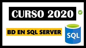curso de sql server online