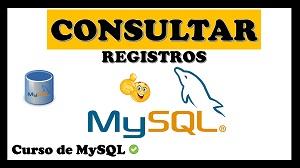 consultar registros en mysql